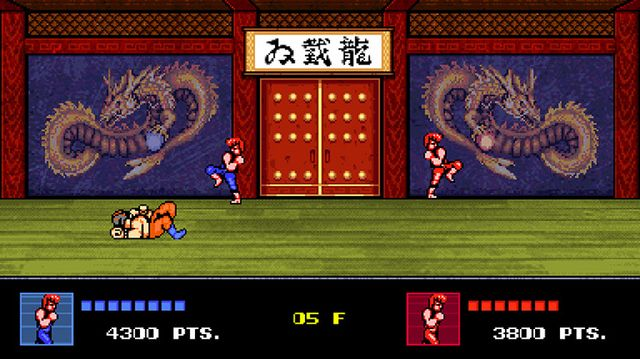games similar to Double Dragon IV