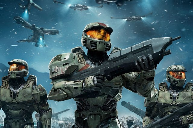 games similar to Halo Wars: Definitive Edition