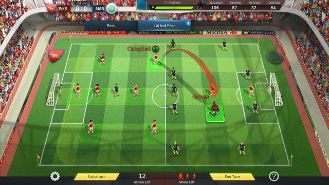 games similar to Football, Tactics & Glory