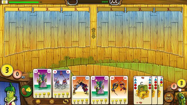 games similar to Bohnanza The Duel