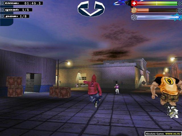 games similar to Ultra Wheels Street Jam