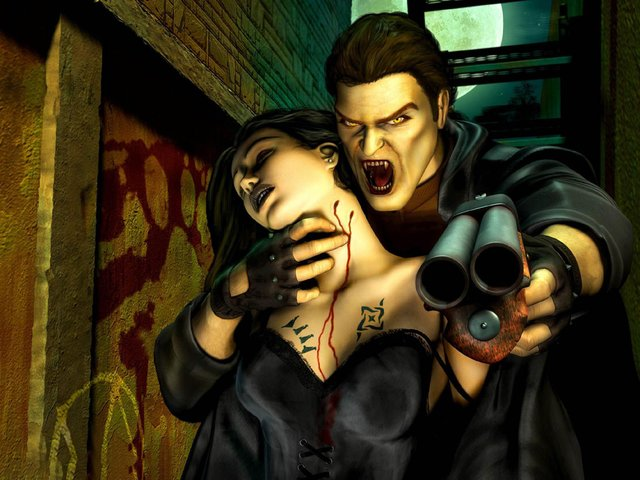 games similar to Vampire: The Masquerade   Redemption