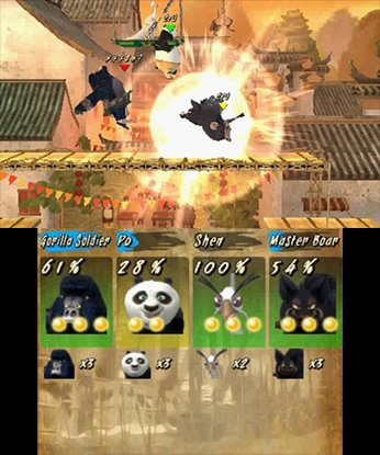 games similar to Kung Fu Panda: Showdown of Legendary Legends