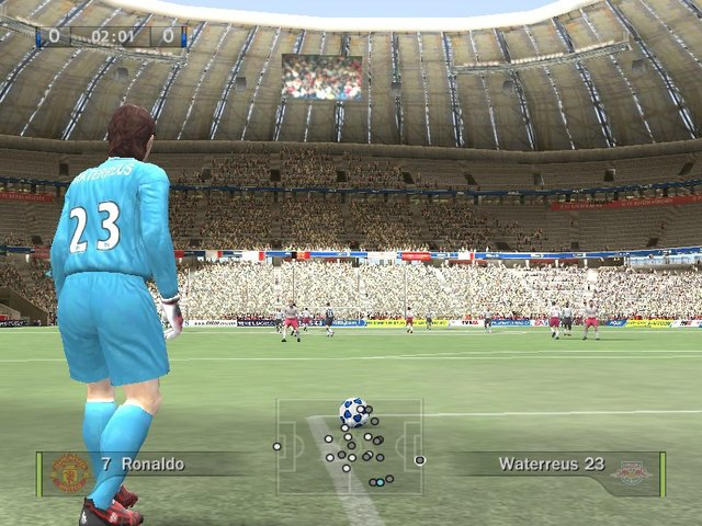 games similar to FIFA 08