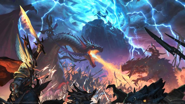 games similar to Total War: WARHAMMER II
