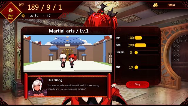 games similar to Lu Bu Maker 여포키우기