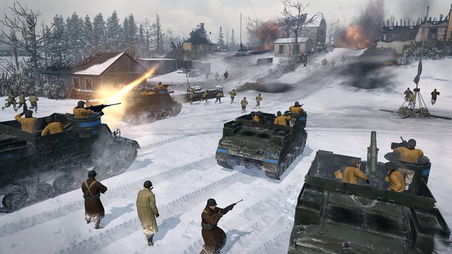 games similar to Company of Heroes 2   The Western Front Armies