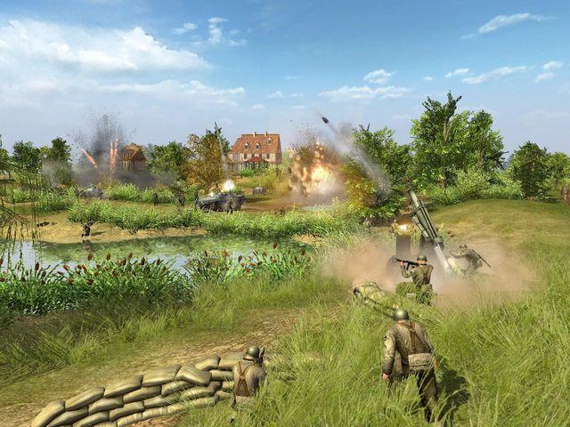 games similar to Men of War