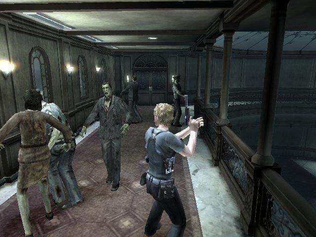 games similar to Resident Evil: Dead Aim