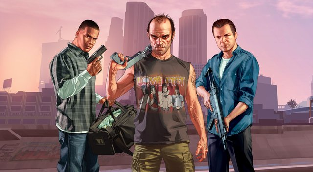 games similar to Grand Theft Auto V