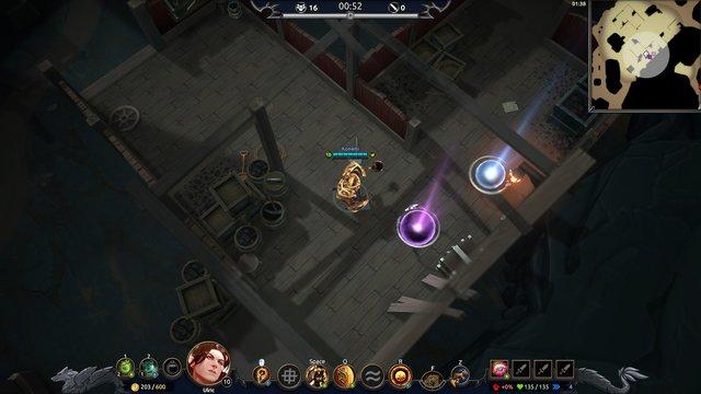 games similar to Battlerite Royale