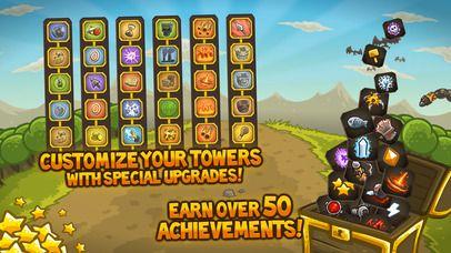 games similar to Kingdom Rush