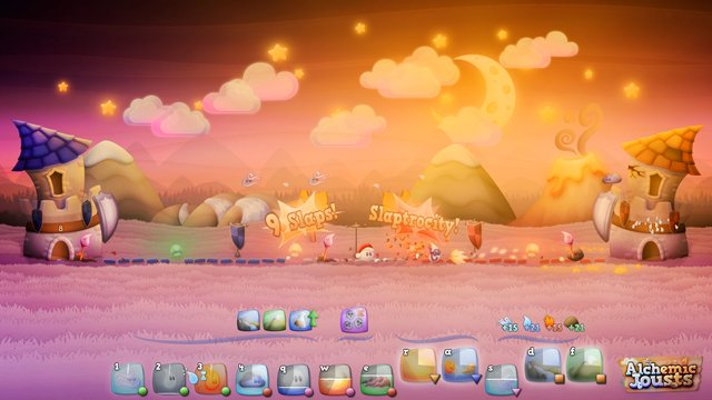 games similar to Alchemic Jousts