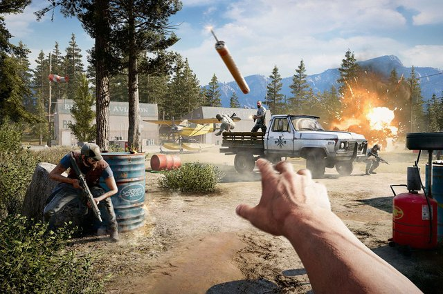 games similar to Far Cry 5 Gold Edition