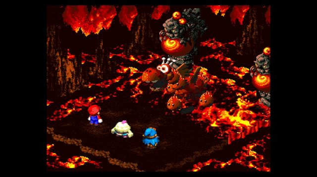games similar to Super Mario RPG: Legend of the Seven Stars
