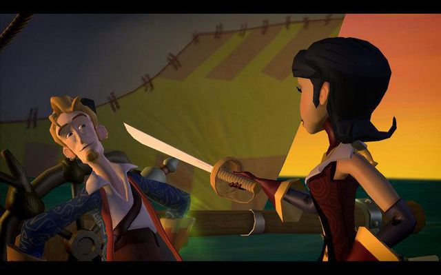 games similar to Tales of Monkey Island