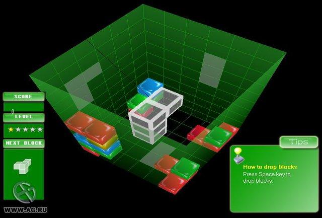 games similar to 3D Blocks 2004