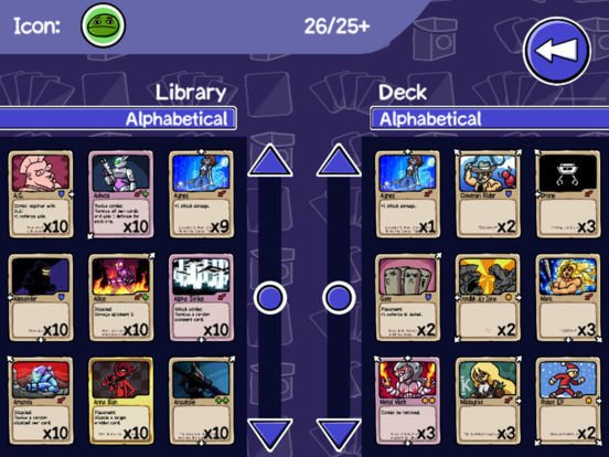 games similar to Card City Nights