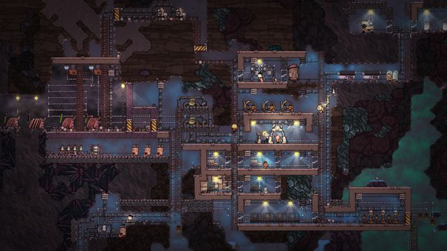 games similar to Oxygen Not Included   ALPHA