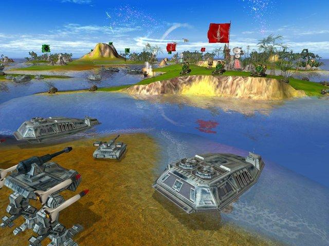 games similar to Massive Assault