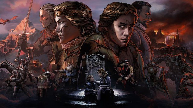 games similar to Thronebreaker: The Witcher Tales