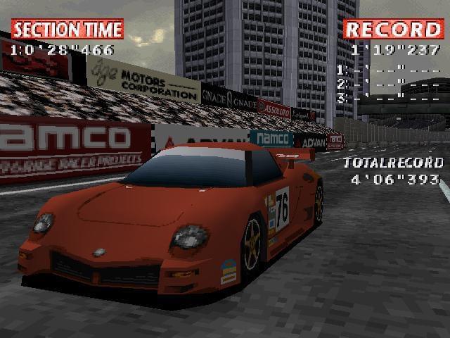 games similar to Rage Racer