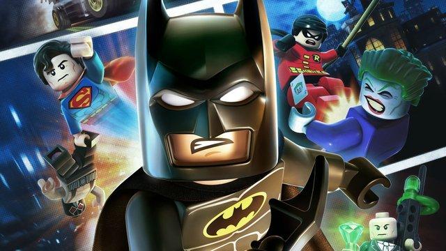 games similar to LEGO Batman 2 DC Super Heroes