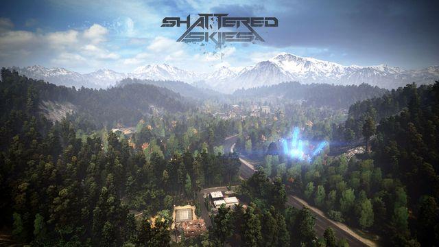 games similar to Shattered Skies: Prologue