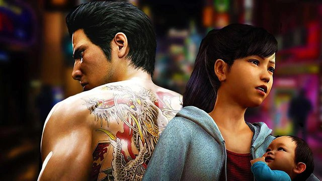 games similar to Yakuza 6: The Song of Life