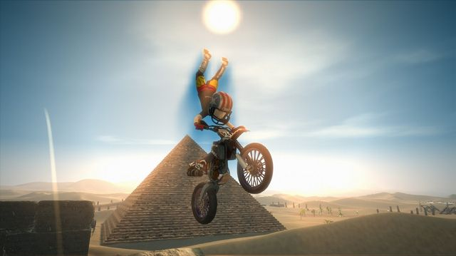games similar to Motocross Madness