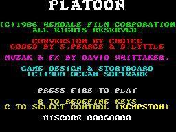 games similar to Platoon (1987)