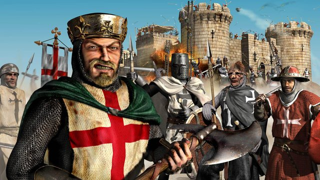 games similar to Stronghold: Crusader