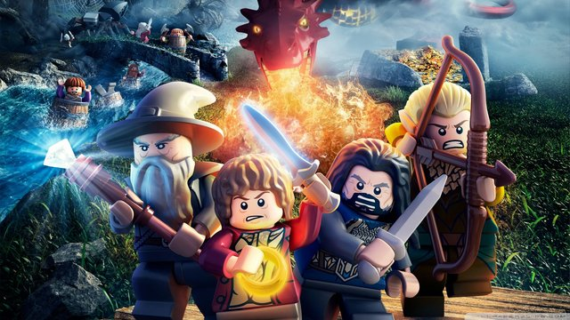games similar to LEGO The Hobbit