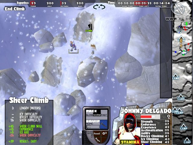 games similar to Everest (2004)