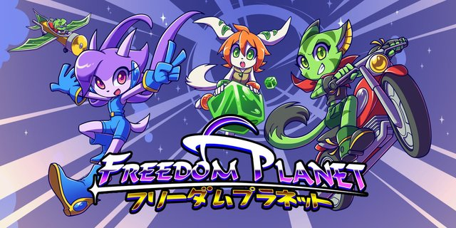 games similar to Freedom Planet