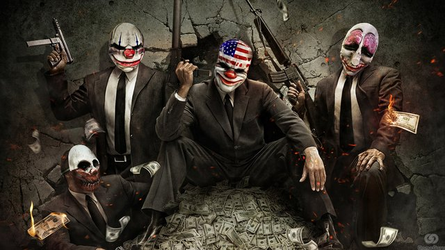 games similar to PAYDAY The Heist