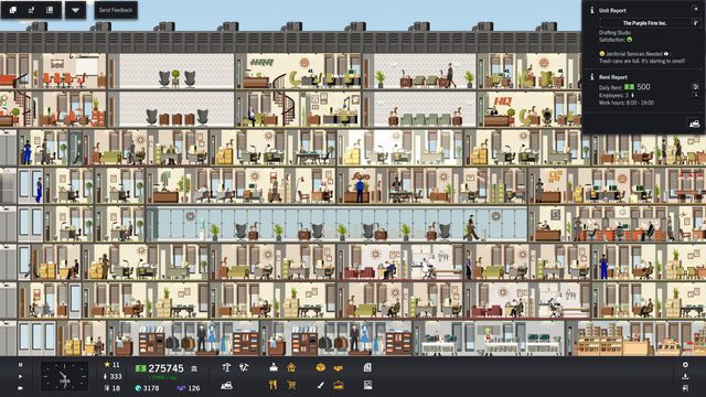 games similar to Project Highrise