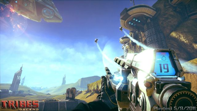 games similar to Tribes: Ascend