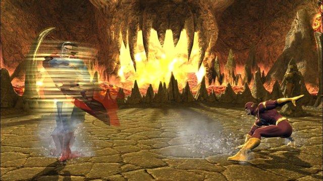 games similar to Mortal Kombat vs. DC Universe