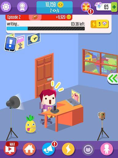 games similar to Vlogger Go Viral   Tuber Game
