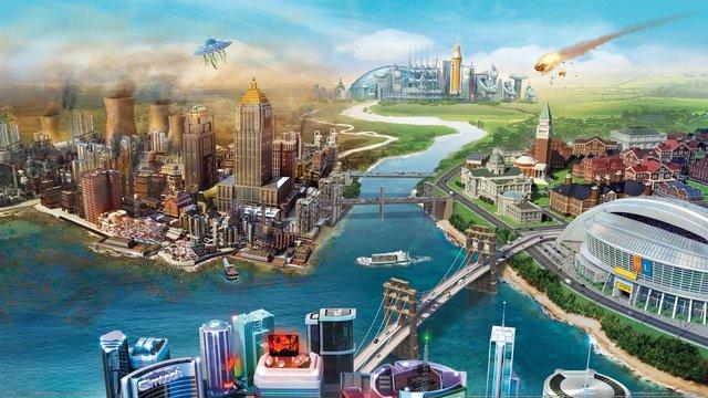 games similar to SimCity (2013)