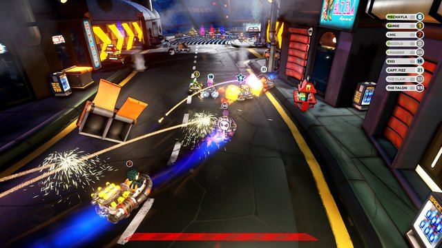 games similar to Obliteracers