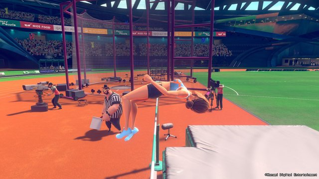 games similar to Hyper Sports R