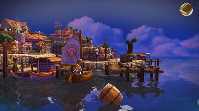 games similar to Oceanhorn: Monster of Uncharted Seas