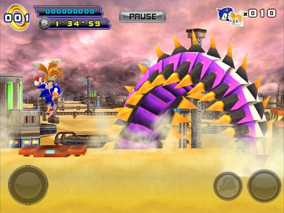 games similar to Sonic the Hedgehog 4   Episode II