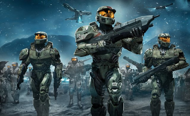 games similar to Halo Wars
