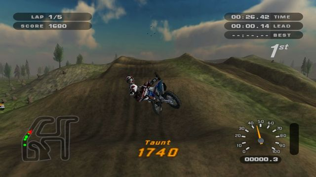 games similar to MX Unleashed
