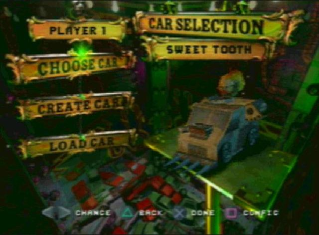 games similar to Twisted Metal 4