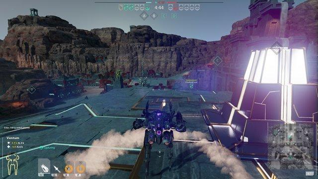 games similar to Blazing Core (beta)