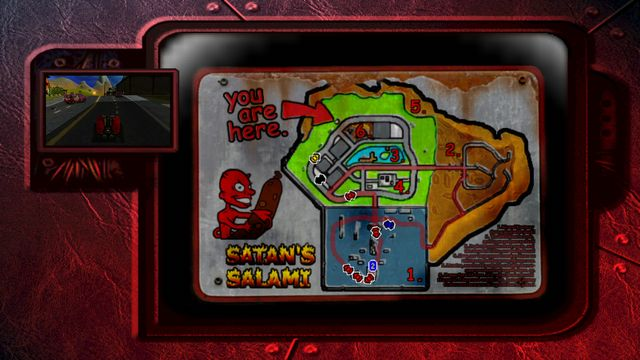 games similar to Carmageddon TDR 2000